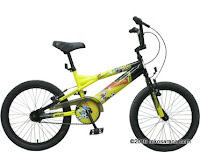 Sepeda BMX WIMCYCLE LOONEY TUNES Soccer 20 Inci