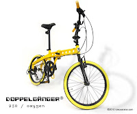Sepeda Lipat DOPPELGANGER 231 Hydrogen