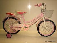 1 Sepeda Anak GENIO RABBIT 16 Inci
