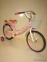 3 Sepeda Anak GENIO RABBIT 16 Inci