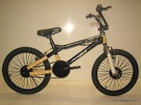 1 Sepeda BMX UNITED JUMPER-X - Free Style 20 Inci