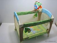 4 Baby Playpen COCO LATTE 3000