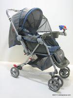 1 Kereta Bayi PLIKO 298 RANGER Ayunan