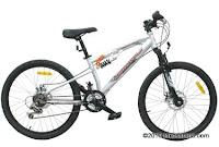 Sepeda Gunung WIMCYCLE XScream DX  24 Inci
