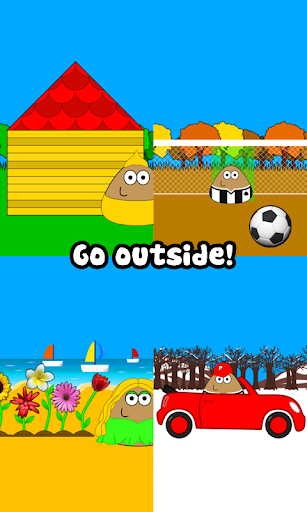 Pou  screenshots 4