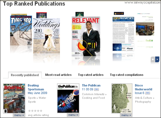 Read All Magazines on your PC for Free | I always CAPITAL