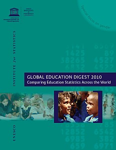 Cover of the Global Education Digest 2010