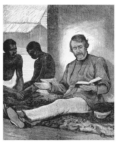 David Livingstone: Africa, 1840-1873