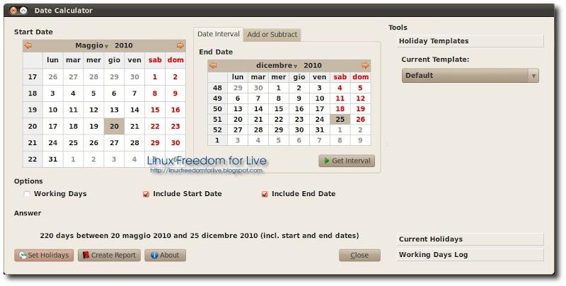 new product 8aa26 41242 Date Calculator Calcolare Quanti Giorni ci sono tra Due Date ...