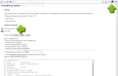 Chrome: Le estensioni GreaseMonkey non funzionano! Ecco come