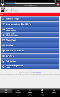The JOY FM Florida - screenshot thumbnail