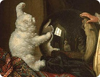 Le Chat Angora Jean-Honoré Fragonard 1