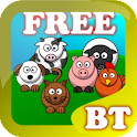 Baby Tap Animal Sounds Free icon