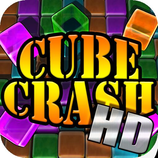 Cube Crash Free HD! 解謎 App LOGO-硬是要APP
