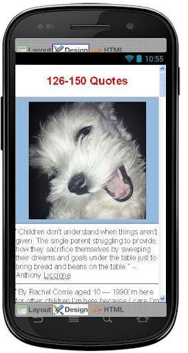 【免費社交App】Best Poor Quotes-APP點子