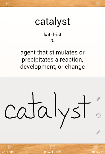 Screenshot for Flashcards Deluxe in Hong Kong Play Store