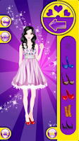 Screenshot of Fabulous Party Dressup