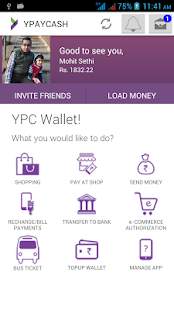 YPAYCASH Mobile Wallet- screenshot thumbnail
