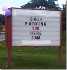 RBC Cdn Open - church parking 250x260