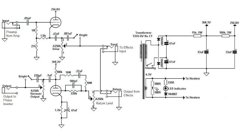 Dumble Fet Schematic - All Wiring Diagram