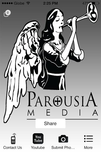 Parousia Media App