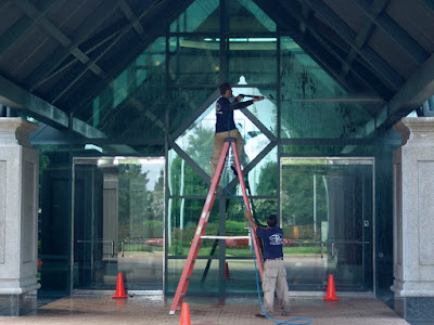 Awning Cleaning Services Charleston SC