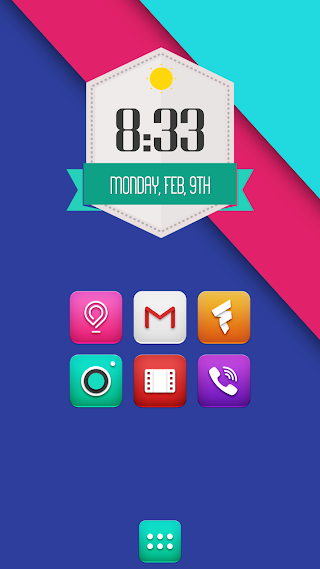 Vexer - Icon Pack - screenshot