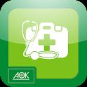 AOK-Arztapp icon
