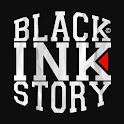 BLACK-INK-STORY logo