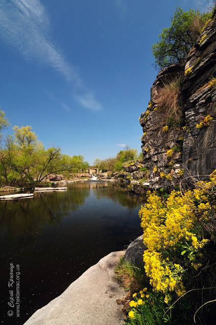 Букський каньон