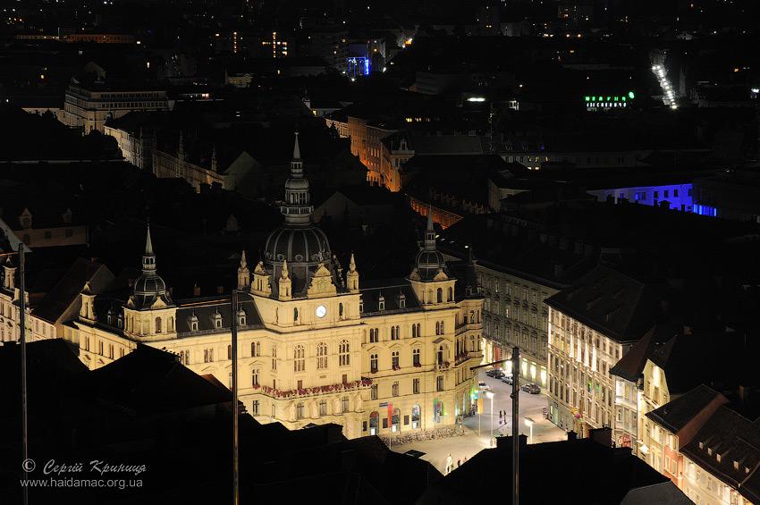 Rathaus зі Schlossberg