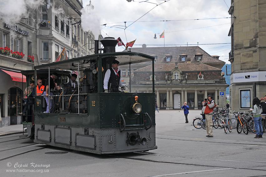 трамвай берн