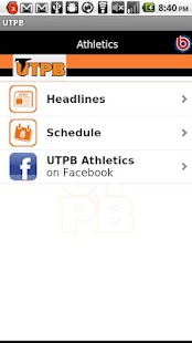 UTPB- screenshot thumbnail