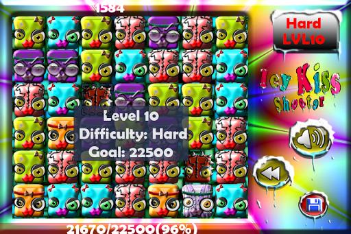 Icy Kiss Shooter HD free