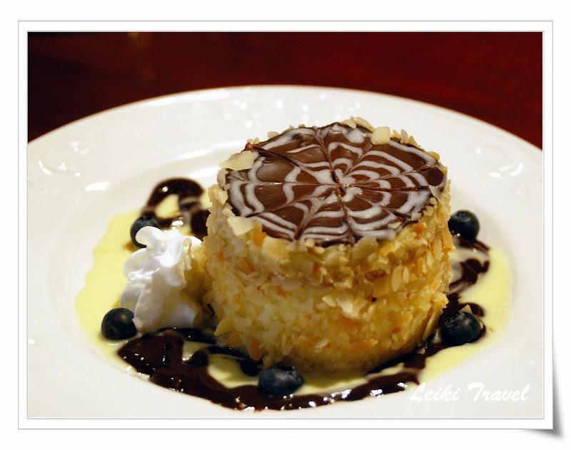 波士頓派 Boston Creme Pie - Omni Parker Hotel