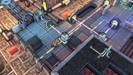 Игра CLARC для планшетов на Android