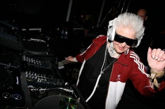 Ruth Flowers - The Oldest Dj in the World 10