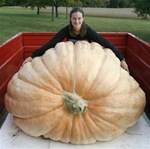 World Biggest Pumpkin