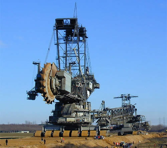 World Biggest Digging Machine by Krupp 04