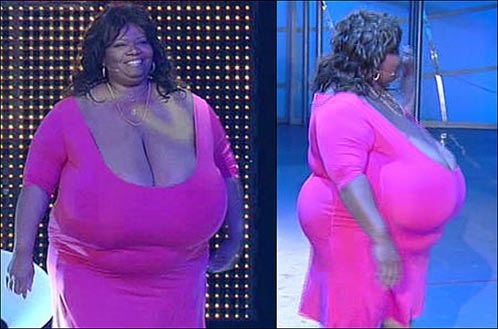 World's Largest Natural Breasts (Norma Stitz) 04