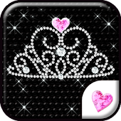 Cute wallpaper★Princess Tiara