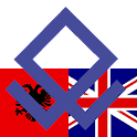 Albanian English Dictionary icon