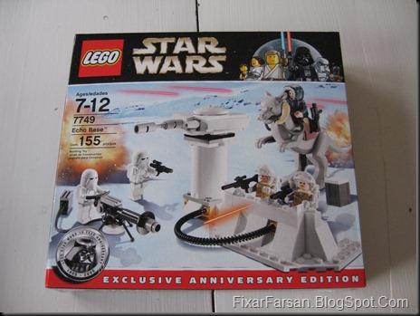 5 års present Star Wars Lego, alltid bra Present till pojke/kille   FixarFarsan 5 års present