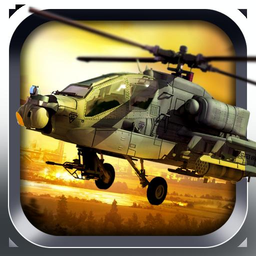 直升機3D飛行模擬器 街機 App LOGO-硬是要APP