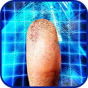 Real Fingerprint Mood Scanner icon