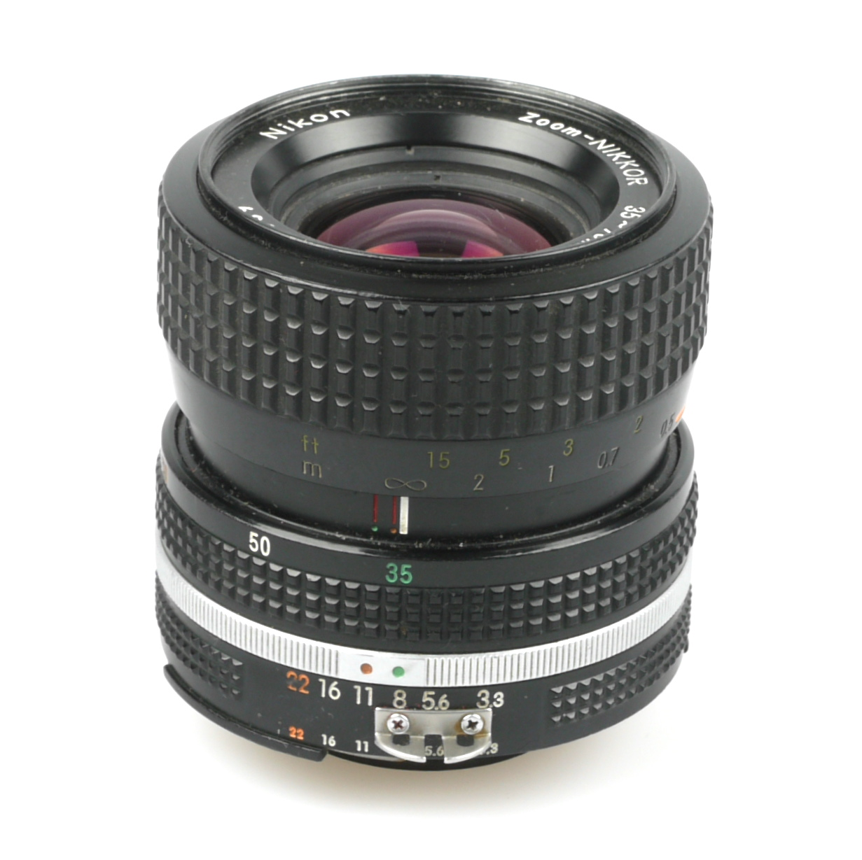 Nikkor Zoom 35-70 f/3.5-4.5 (1983)