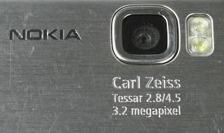 Nokia 6500-Slide