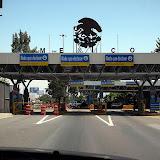 Mexican border crossing
