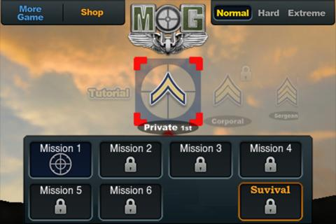 Medal of Gunner - screenshot