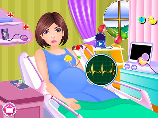 Newborn twins girls games 8.0.2 screenshots 2